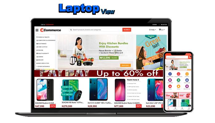 laptop-smartphone
